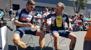 Caffeine and Watts Tackles Belgian Waffle Ride