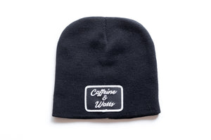 Caffeine and Watts Beanie
