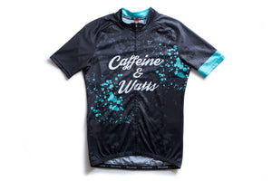 Caffeine and Watts Men's Jersey
