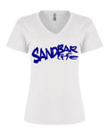 Women White Sandbar Shirt