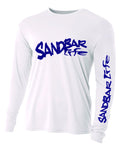 Sandbar life Cooling White Long Sleeve