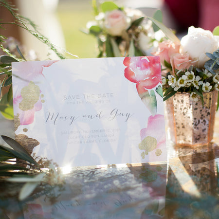A Watercolor Wedding Style Shoot at Lucky Old Sun Ranch in Jupiter, Florida