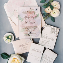 5 Watercolor Acrylic Invitations You Have To See