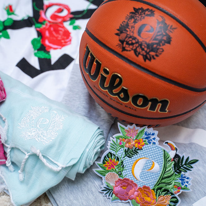 Tropical Basketball Bat Mitzvah