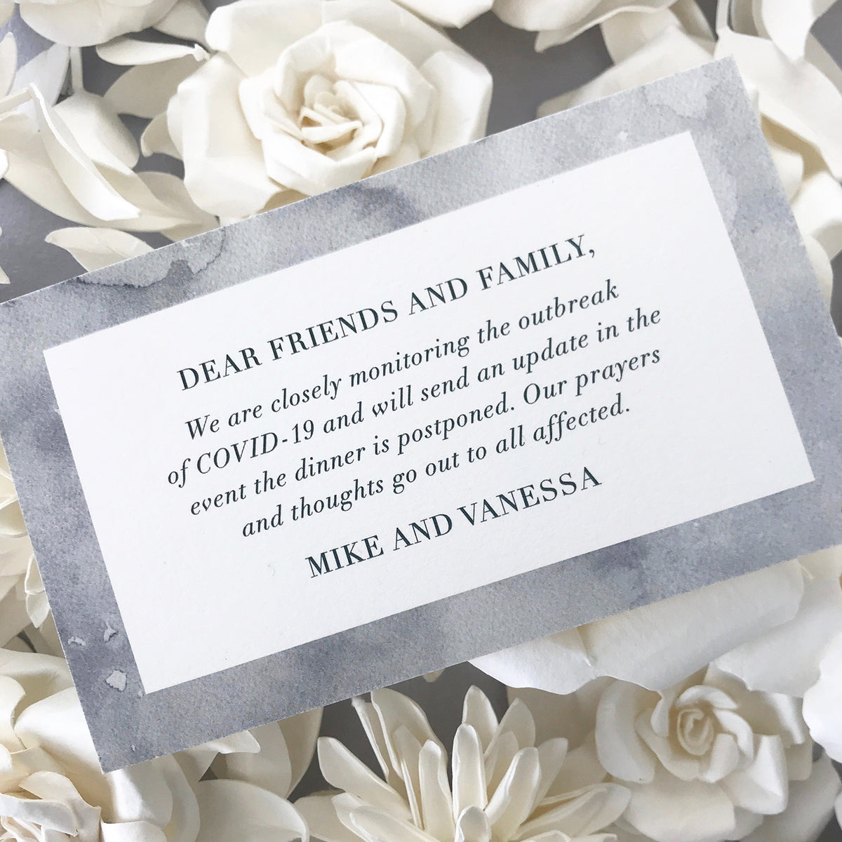 ask ceci wedding stationery etiquette in the time of