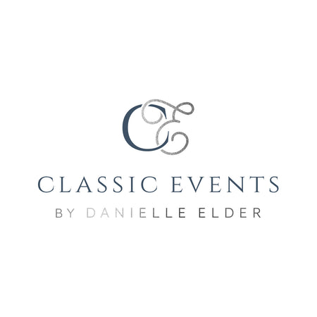 Branding for Classic Events by Danielle Elder