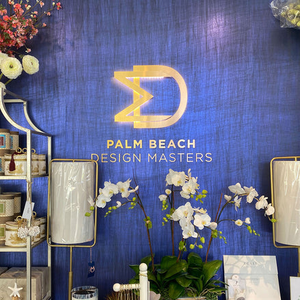 Branding for Palm Beach Design Masters