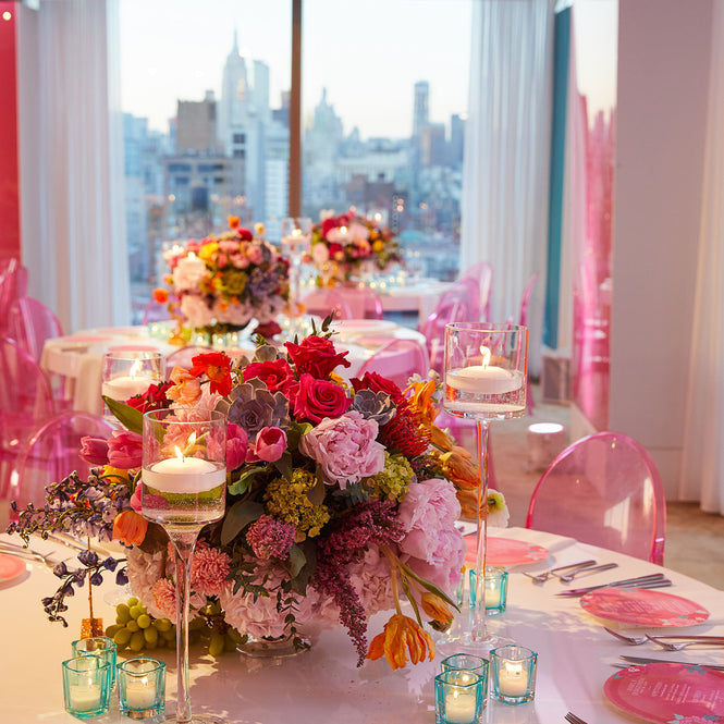 A Dazzling Pink Quinceañera at The PUBLIC Hotel in New York City