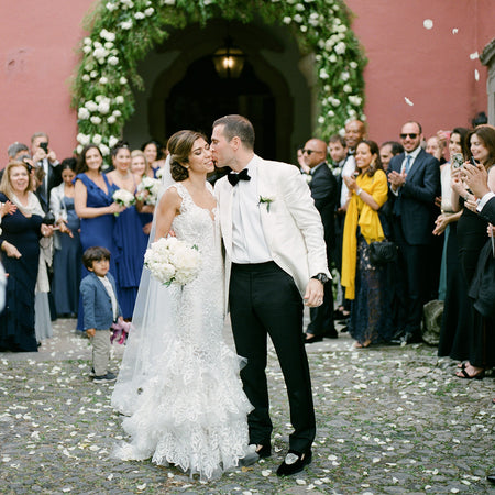 An Old World Portugal Wedding In A Historic 16th Century Cathedral