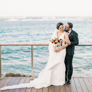 A Retro Glam Wedding At The Ritz Carlton Reserve In Puerto Rico