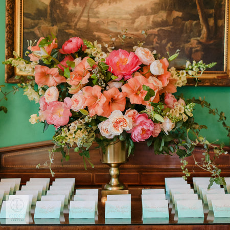 A Watercolor Detailed Boho Wedding At The William Aiken House In Charleston