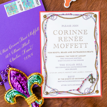 Ceci Couture for Corinne's Sweet Sixteen | No. 186