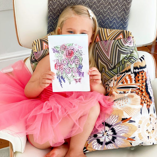 Color In With Ceci: Coloring Pages for Kids or The Kid At Heart!