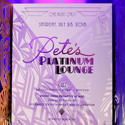 Ceci Couture for Pete's Birthday Party | No. 185