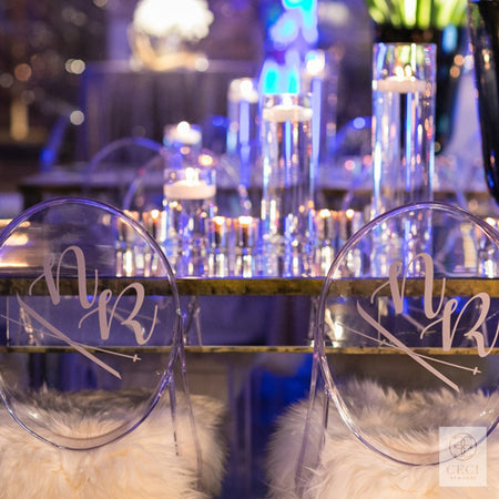 winter theme bat mitzvah