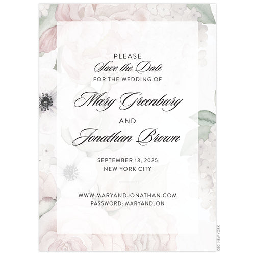 Frame Save the Date