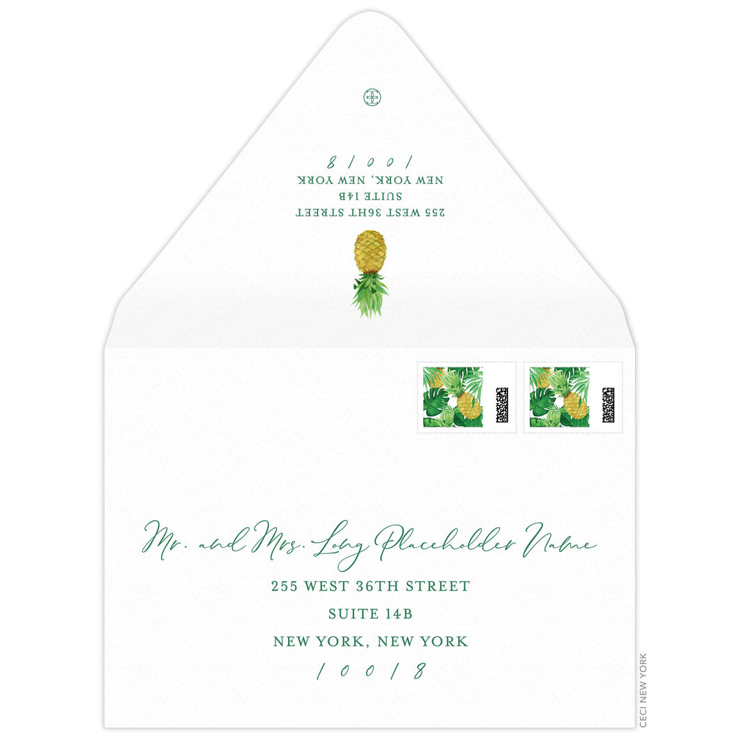 Invitation Envelope