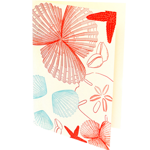 Aquamarine Notecard and Envelope Set