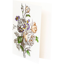 Load image into Gallery viewer, Flora Notecard  and Envelope Set
