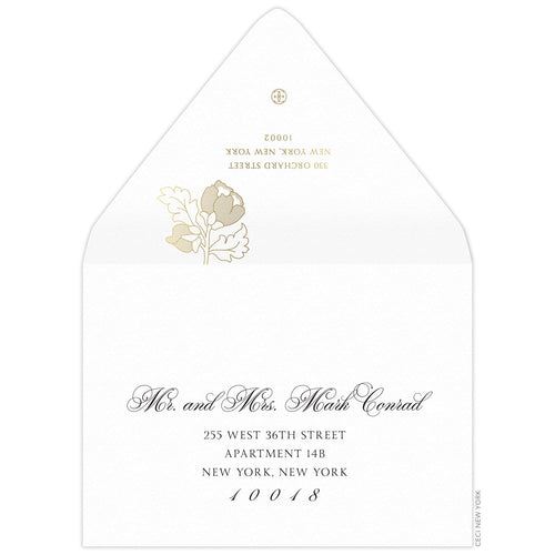 Jane Save the Date Envelope