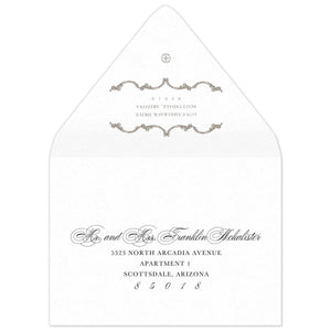 Save the Date Envelope