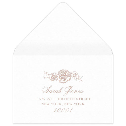 Grace Reply Card Envelope