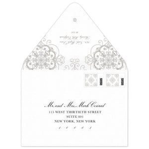 Laura Invitation Envelope
