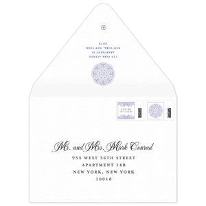 Leila Invitation Envelope