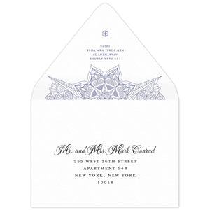 Amira Save the Date Envelope