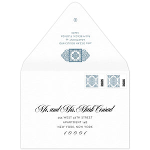 Alia Invitation Envelope