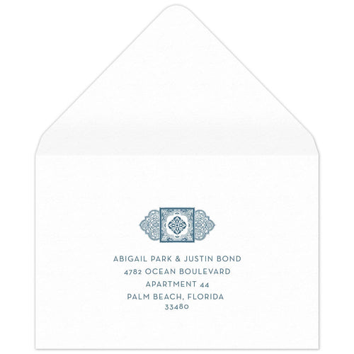 Alia Reply Card Envelope