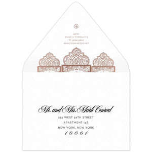 Alia Save the Date Envelope