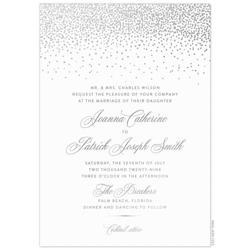Night Sky Invitation
