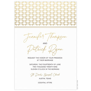 Trellis Invitation
