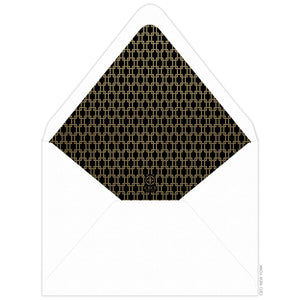 Invitation Envelope Liner