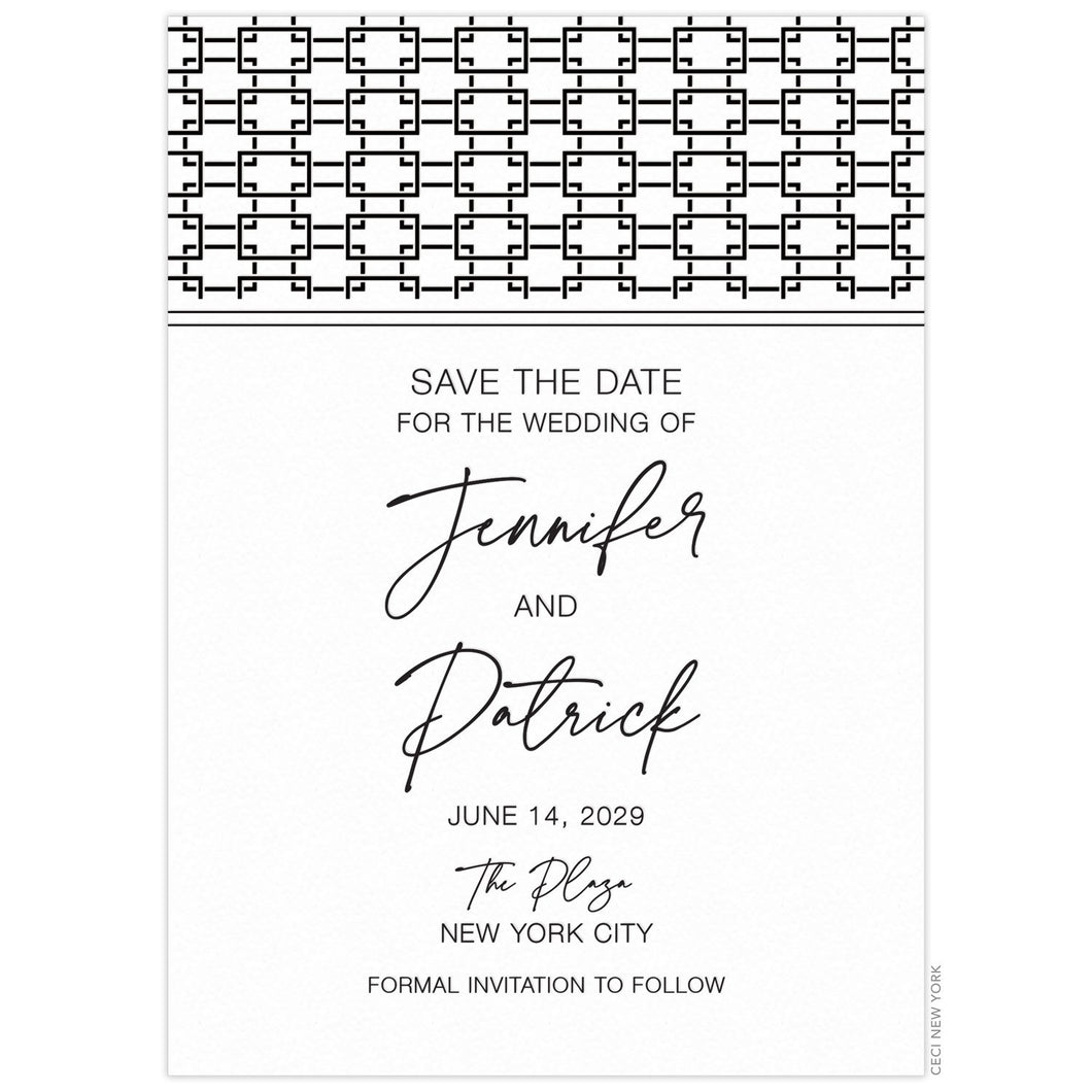 Trellis Save the Date
