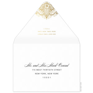 Dhara Invitation Envelope