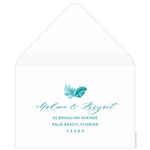 Reply Card Envelope