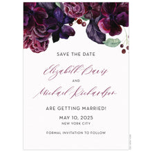 Load image into Gallery viewer, Garden Save the Date