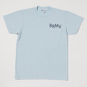 BRMV T-shirt (Light Blue)