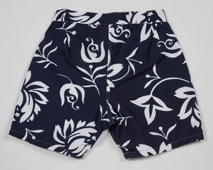 Surfing Hollow Days Trunks I (Navy)