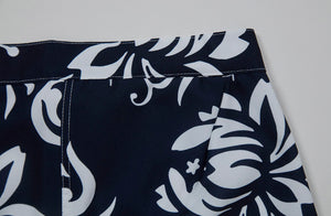 Surfing Hollow Days Trunks II (Navy)