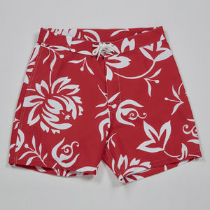 Surfing Hollow Days Trunks II (Red)