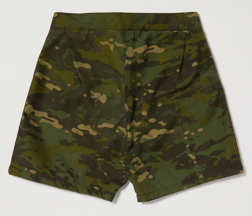 Solid Trunks (Camo)