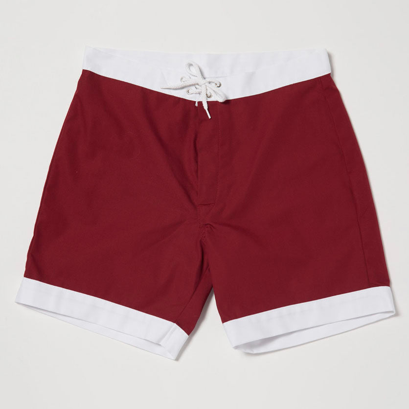Endless Summer Trunks (Wine)