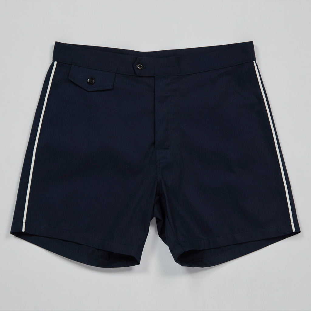JS Trunks I (Navy)
