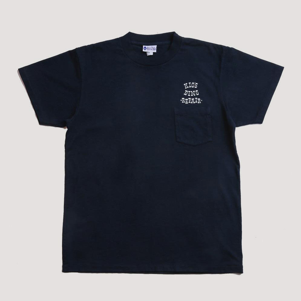 Kio's Ding Repair T-shirt II (Navy)