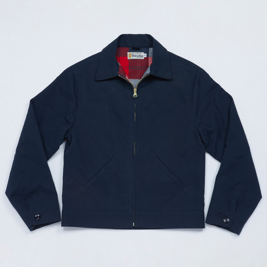 Work Jacket (Navy)