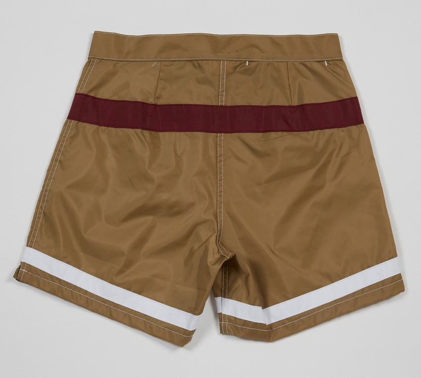 Windansea Surf Club Trunks (Khaki)