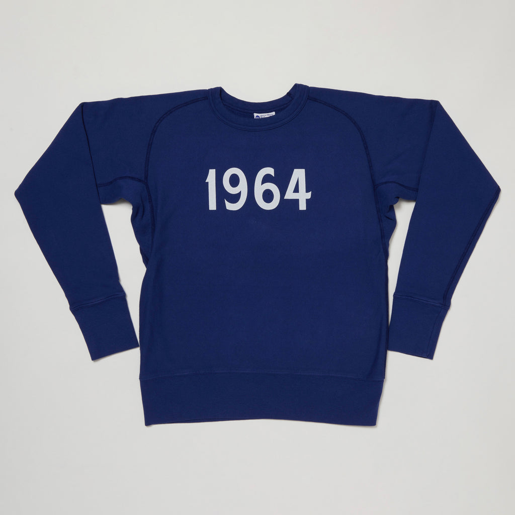 1964 Sweatshirt II (Blue)